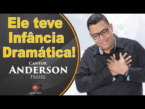Arrepiante... Anderson Freire chora ao contar seu TESTEMUNHO