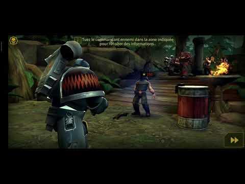 Warhammer 40000 Space Wolf #01 : Première bataille |