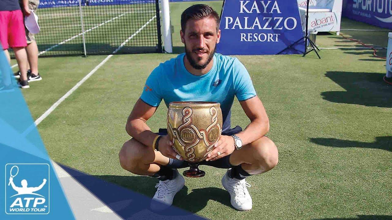 Paire, Mannarino Lead Antalya Field In Lead To Wimbledon