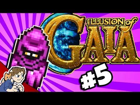Slave Labor?! | Illusion of Gaia #5 | ProJared Plays