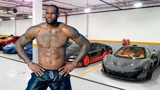 LeBron James's Lifestyle 2018