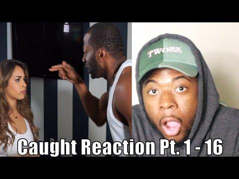 Destorm Caught Part 1 - 16 Compilation Reaction