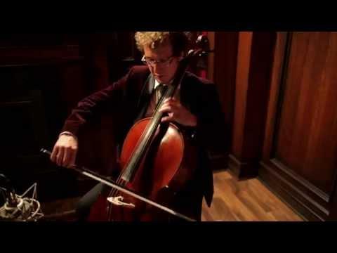 Britten Cello Suite 1 - Ben Capps