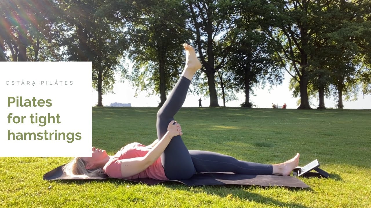 How to improve hamstring flexibility with pilates