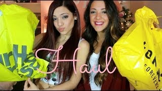 Niki and Gabi Shopping Haul: Forever 21, MAC, Charlotte Russe