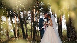 Ира и Саша. Свадебный клип от видеографа Максим Кривошеев. Полтава.
