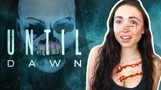 SCARIEST GAME EVER!! - Until Dawn (Part 1)