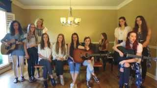 Burning House - Cam | Cimorelli & Gardiner Sisters Acoustic Cover