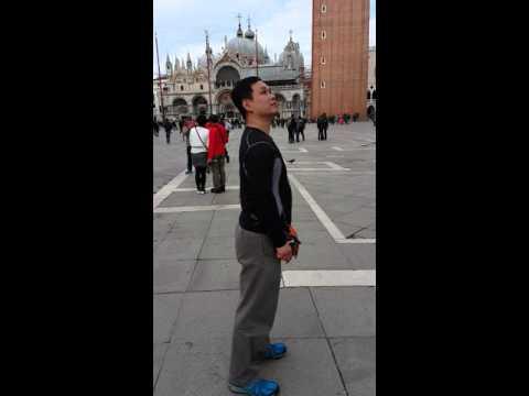 義大利Italy 威尼斯Venice 聖馬可廣場Piazza San Marco