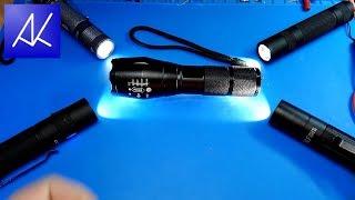 Самый покупаемый EDC фонарик и его деградация.