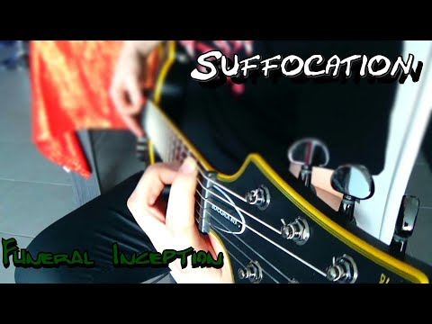 Peavey 6505+ combo - Funeral inception (cover) - Suffocation