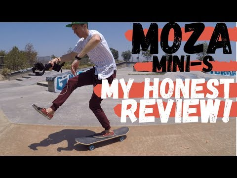 MOZA Mini-S Essential SmartPhone Gimbal - MY HONEST REVIEW!