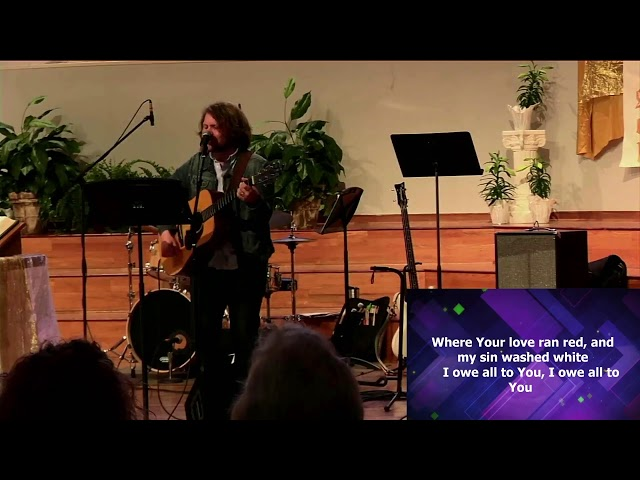 2021.04.04 Contemporary Worship Service (Easter Sunday)