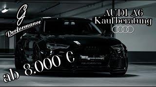 Audi A6 C7 Kaufberatung - typische Probleme | G Performance