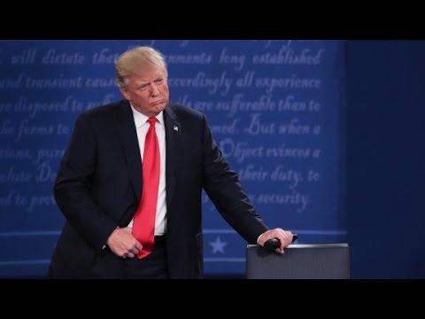 trump y hillary protagonizaron el debate mas virulento de la historia reciente