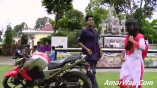 Akash Pane Bangla Music Video 2015 By Imran   Puja HD AmarWap Net