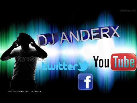 MIX FANTASIA HERIDA  - SALSA ( DJ ANDERX -  EL SUPER DJ )