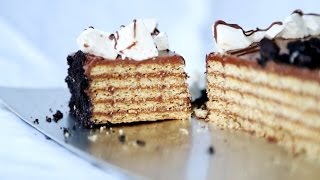 No Bake Nutella Cake With Creamcheese Frosting Easy Recipe - Heghineh.com