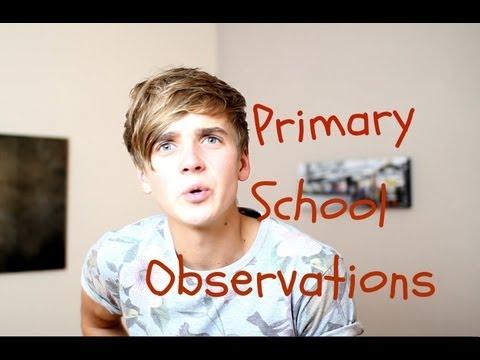 Primary School Observations | ThatcherJoe