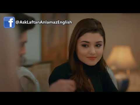 Ask Laftan Anlamaz - Episode 20- Part  19- English Subtitles