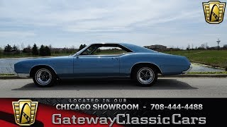 1967 Buick Riviera   Gateway Classic Cars of Chicago