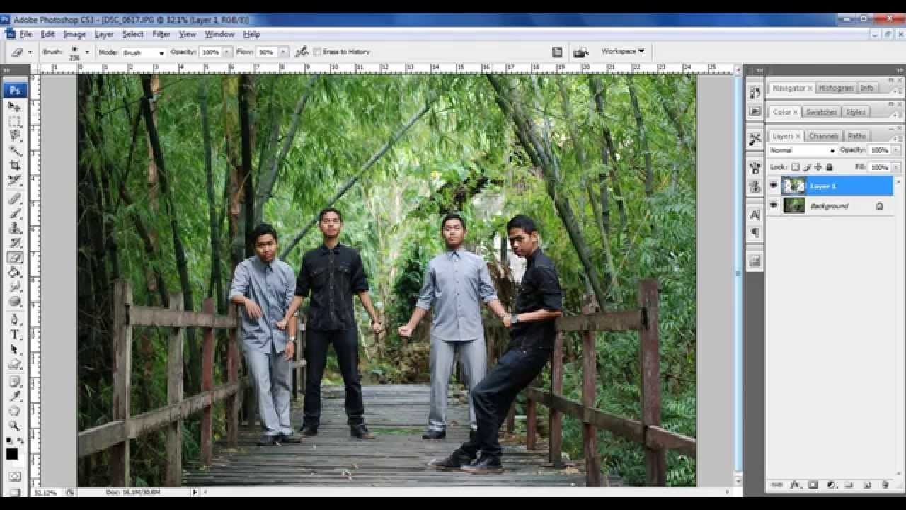 Tutorial Adobe Photoshop Gratis – Belajar Photoshop dan ...