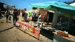 Торговые ряды и немного пляж Витязево. 1.07.2015(, 2015-07-02T12:21:01.000Z)