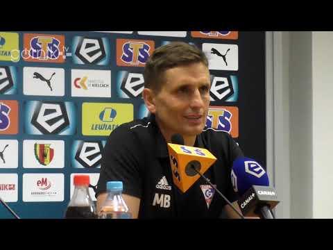 Korona Kielce 0-3 Górnik Zabrze. Konferencja prasowa: Marcin Brosz (18-05-2019)