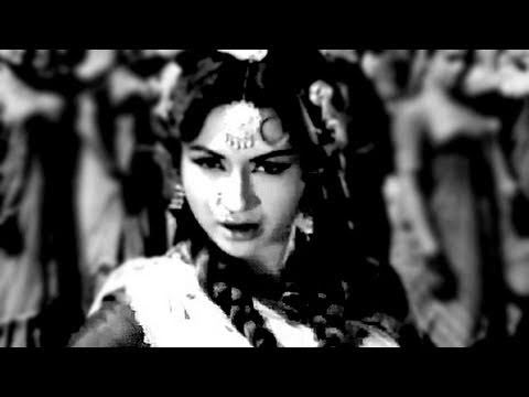 Ghungharva Mora Cham Cham Baje - Mehmood, Helen, Zindagi Song
