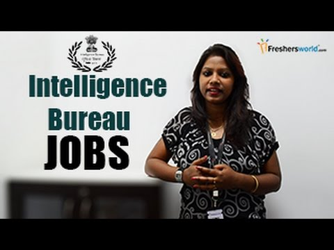 Intelligence Bureau Recruitment Notification 2017–  Police jobs, by IPS, IRS, Exam Dates & Results