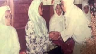 Berzanji Rawi 1 dari Hajjah Rahmah Hj Abd Rahman