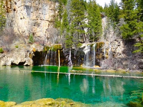 Hanging Lake Hike, Colorado (1080p HD)