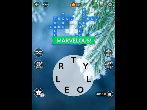 Wordscapes Level 1638 Answers