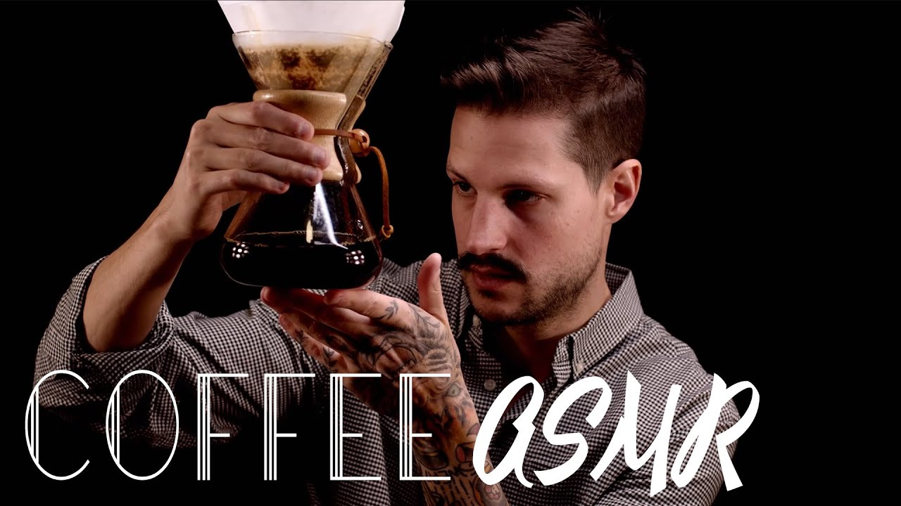[ASMR] Detailed Coffee Brew | Tingly | Soft Spoken