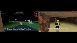 5 Iconic ROBLOX Games Nobody Plays Anymore