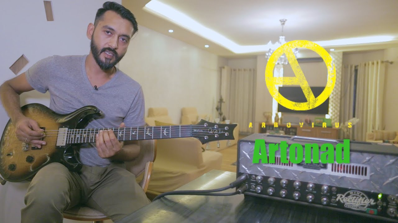 Artonad Guitar Lesson