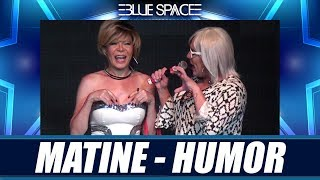 Blue Space Oficial - Matinê - HUMOR - 20.01.19