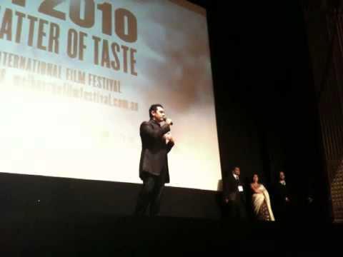AAMIR KHAN IN MELBOURNE INTERNATIONAL FILM FESTIVAL