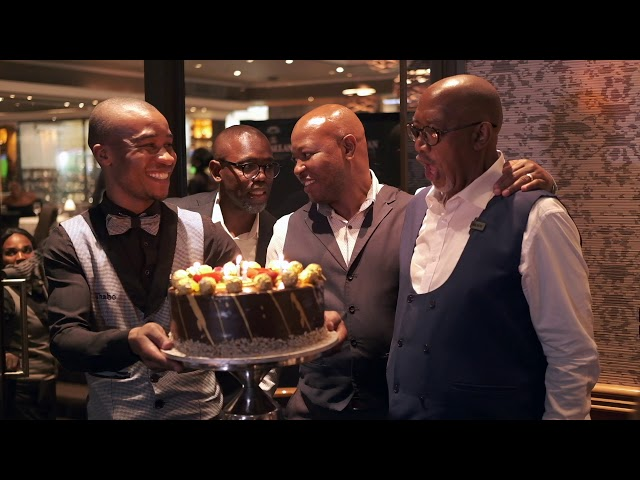 Signature Restaurant & Macallan Whiskey Experience with Hotstix Mabuse