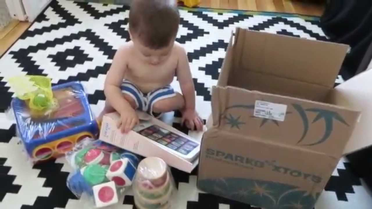 Us Japan Fam Reviews Sparkbox Toys Youtube