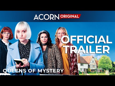 Acorn TV Original | Queens of Mystery