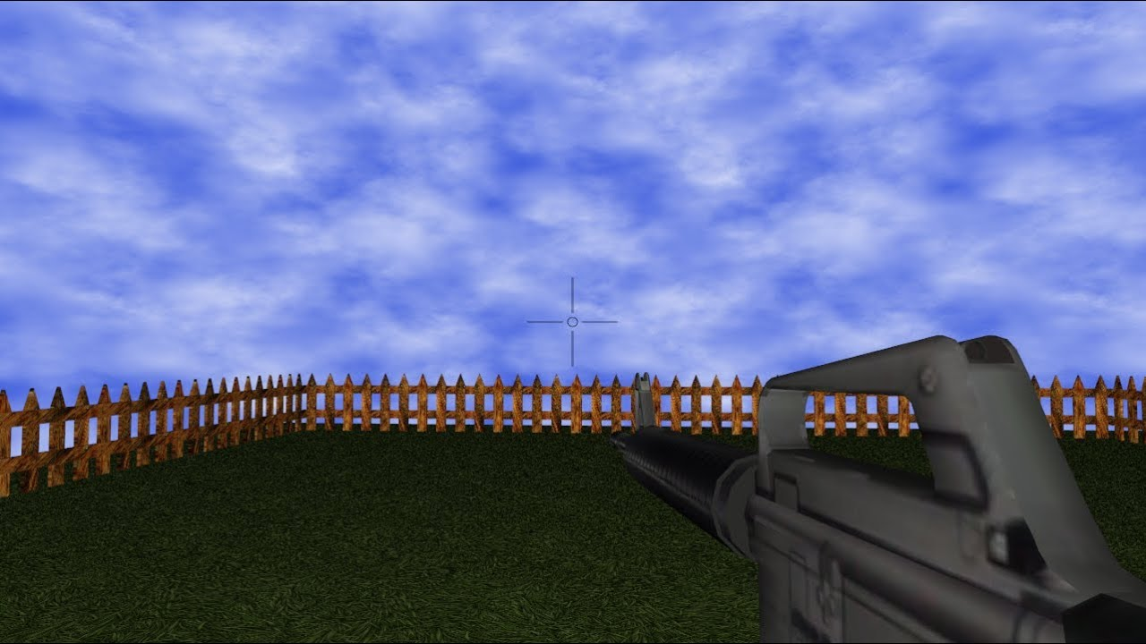 GMStudio Tutorial 3D Gun FPS YouTube