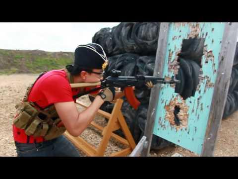 Arsenal SLR-107 Rapid Fire Practice Run