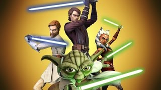 Every New Jedi in Star Wars: The Clone Wars