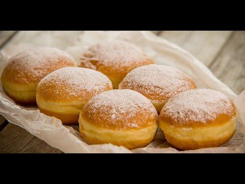 Divi`s Donuts / Krapfen/ Berliner/ das Original/ ENG SUB