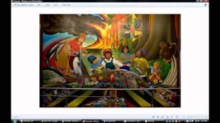 Oct 22 Balloon Google Doodle.  Illuminati Freemason Symbolism. The Mark of the Beast . NWO.