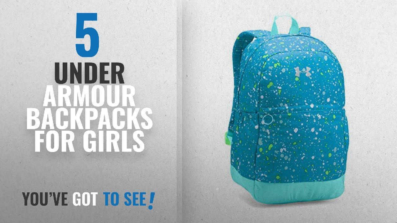 5d12e16b21 Under Armour Backpacks For Girls  2018 Best Sellers   Under Armour Girls   Favorite Backpack