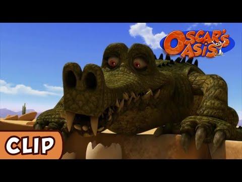 Oscar's Oasis - Momma Croc | HQ | Funny Cartoons