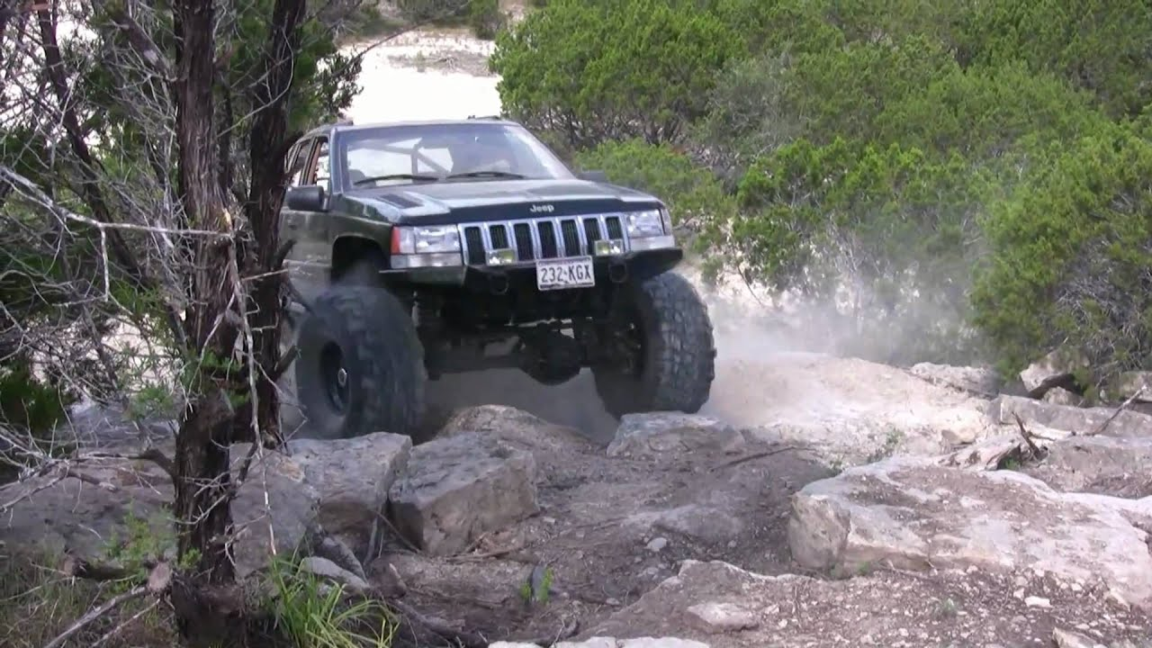 Rock Crawling In Texas Youtube