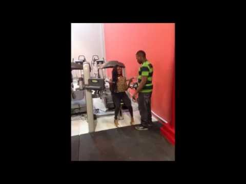Recent Projects: Olympic Heights Gym | Freeport, Bahamas | Buy & Sell Fitness